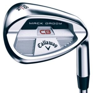 Best Wedges For Beginners and High Handicappers - Callaway Mack Daddy CB