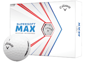 Best Golf Balls For Beginners and High Handicappers - Callaway Supersoft MAX