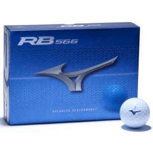 Best Golf Balls For Average Golfers and Mid Handicappers - Mizuno RB 566