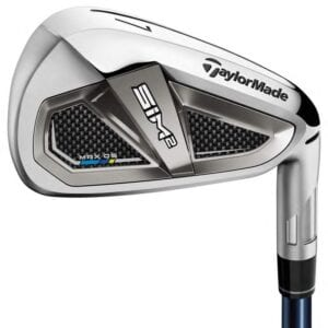 Most Forgiving (Best) Irons For Beginners and High Handicappers - TaylorMade SIM2 Max OS