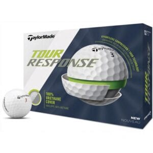 Best Golf Balls For Average Golfers and Mid Handicappers - TaylorMade Tour Response