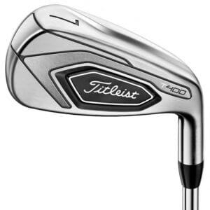 Most Forgiving (Best) Irons For Beginners and High Handicappers - Titleist T400