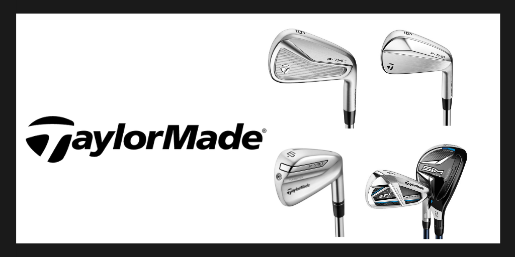RBG Best TaylorMade Irons Featured Image