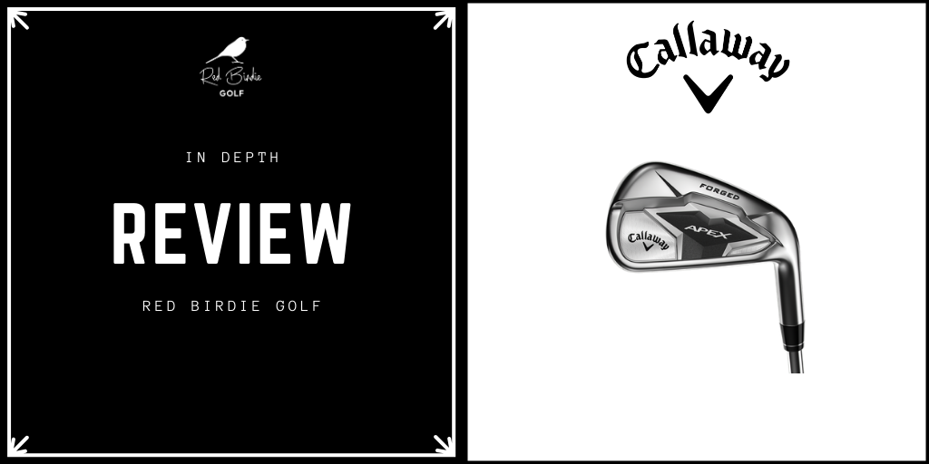 RBG Callaway Apex Irons Review Featured Image