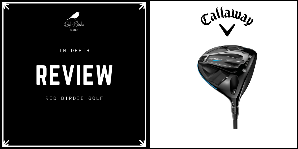 RBG Callaway Rogue Driver Review Featured Image