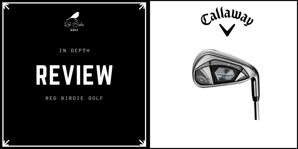 RBG Callaway Rogue X Irons Review Featured Image