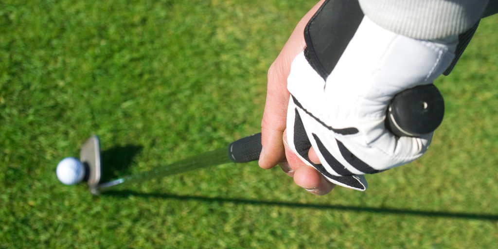 RBG How to Grip a Golf Club Featured Image