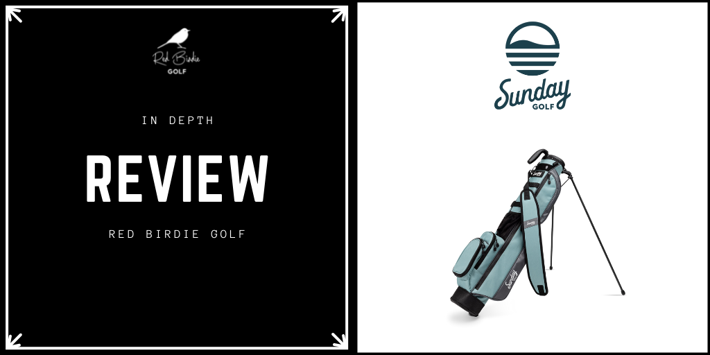 RBG Sunday Golf Loma Bag Review Featured Image