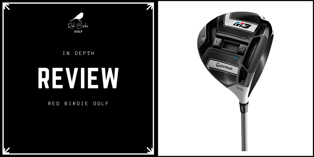 RBG TaylorMade M3 Driver Featured Image