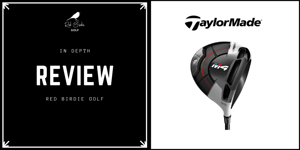 RBG TaylorMade M4 Driver Review Featured Image