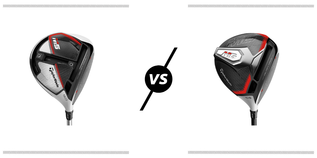 RBG TaylorMade M5 vs M6 Driver Review Featured Image