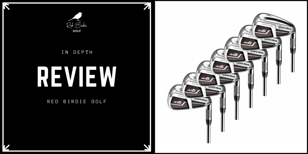 RBG TaylorMade M6 Irons Featured Image