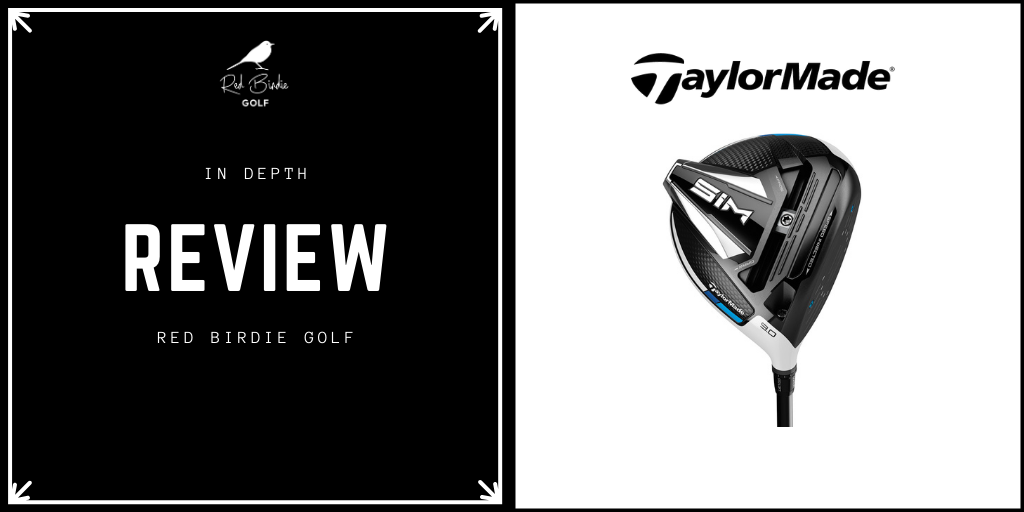 RBG TaylorMade SIM Driver Featured Image