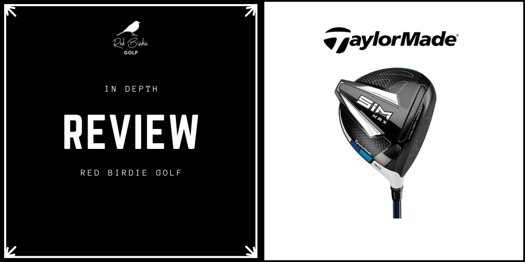 RBG TaylorMade SIM Max Driver Featured Image