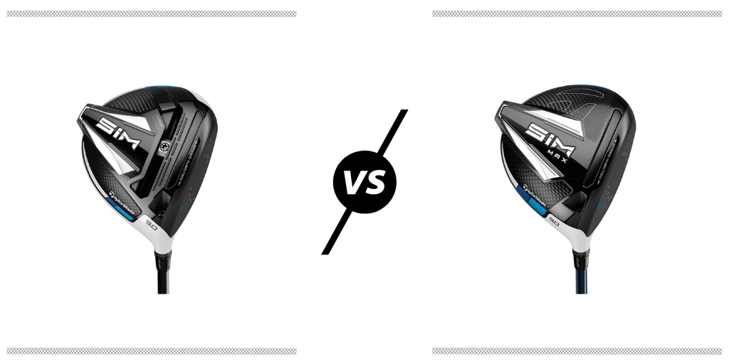 RBG TaylorMade SIM vs SIM Max Driver Review Featured Image